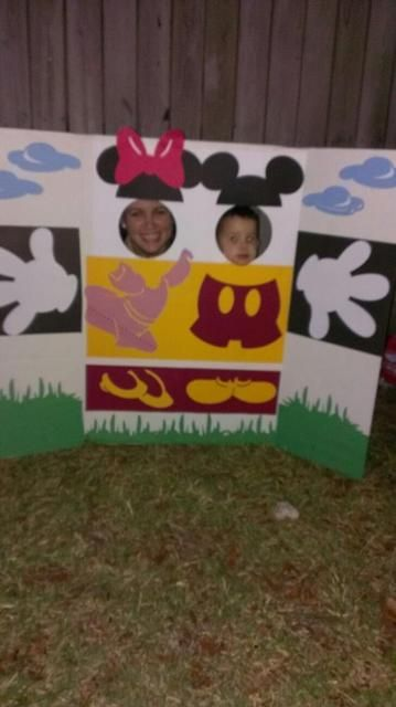 """Photo 1 of 38: Mickey Mouse Clubhouse or Minnie Mouse / Birthday """"Oh TWO-doles Sofie's CLubhouse Party!"""" 