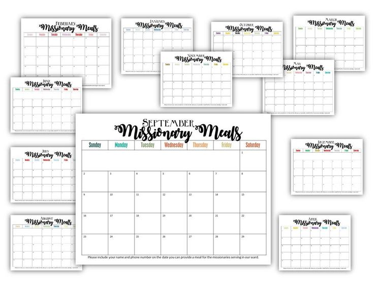 The 25+ best Calendar 2020 ideas on Pinterest Calendar ideas - meal calendar