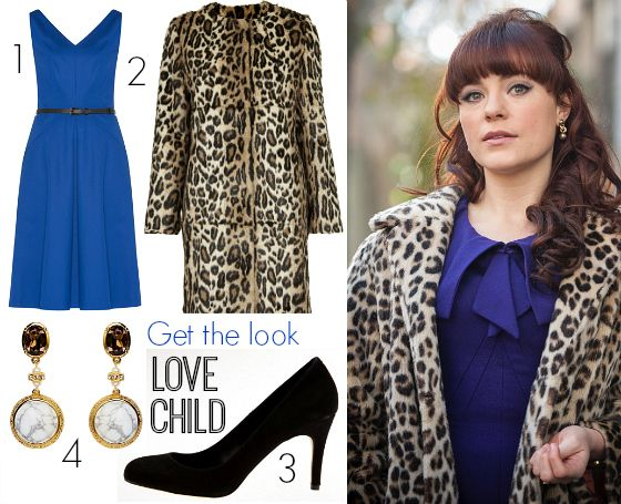 Get the Love Child look: Shirley Ryan (Ella Scott Lynch) #lovechild