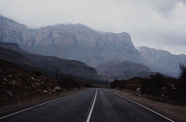 Road to Elbrus