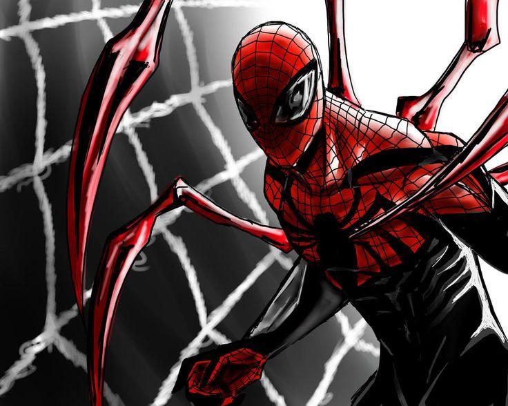 Pubg By Sodano On Deviantart: Superior Spider ART.deviantart.com On @DeviantArt