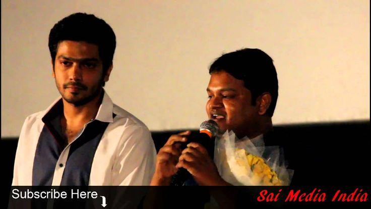 Music Director Ghibran speaks at Amara Kaaviyam Audio Launch