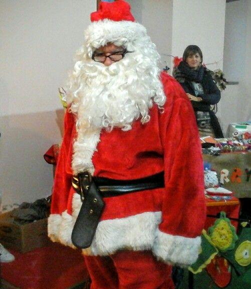 Alla Ca' de Babbo Nadale di Fiumalbo Dicembre 2015