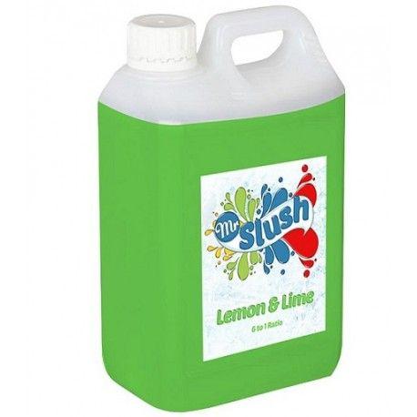 Lemon and Lime Slush Syrup