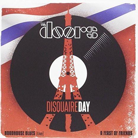 The Doors - Roadhouse Blues (Live)/A Feast of Friends LP