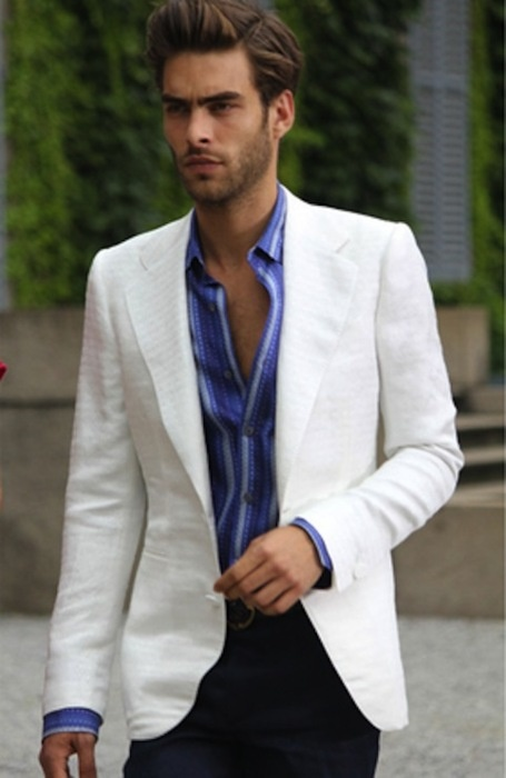 17 Best ideas about White Mens Blazer on Pinterest | Mens fashion ...