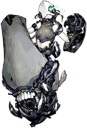 雷巡チ級 : 【艦これ】敵だけど人気!敵艦船・イベント深海棲艦の画像一覧 - NAVER まとめ #mecha – https://www.pinterest.com/pin/73887250116923681/