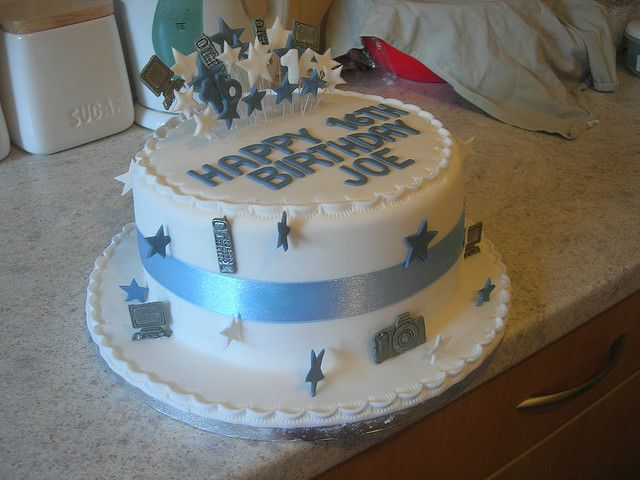 11 Best Boys 16th Birthday Cakes Images On Pinterest Anniversary