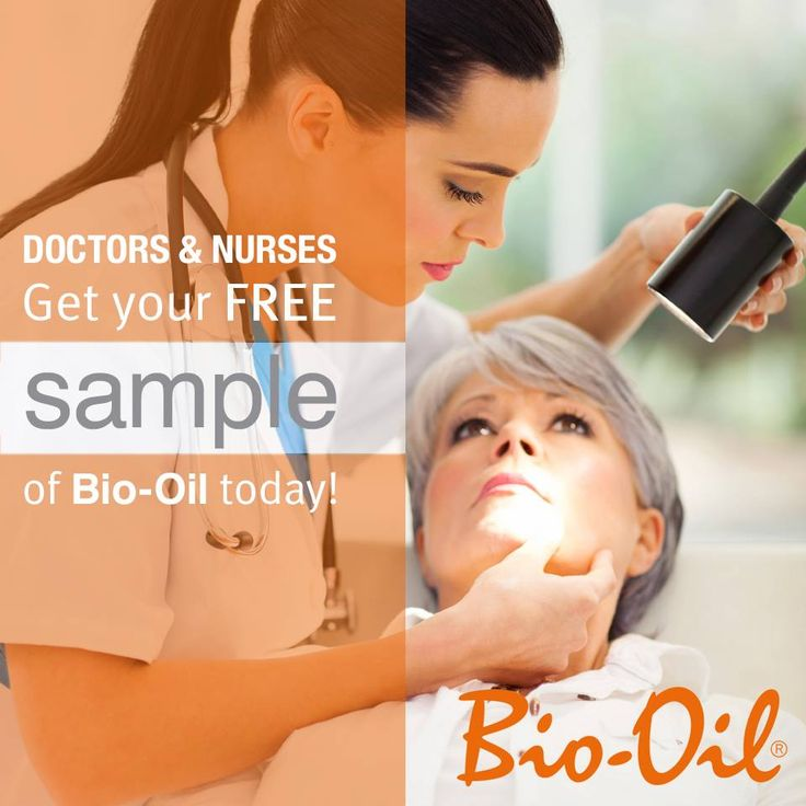 Calling all medical professionals get your free sample of