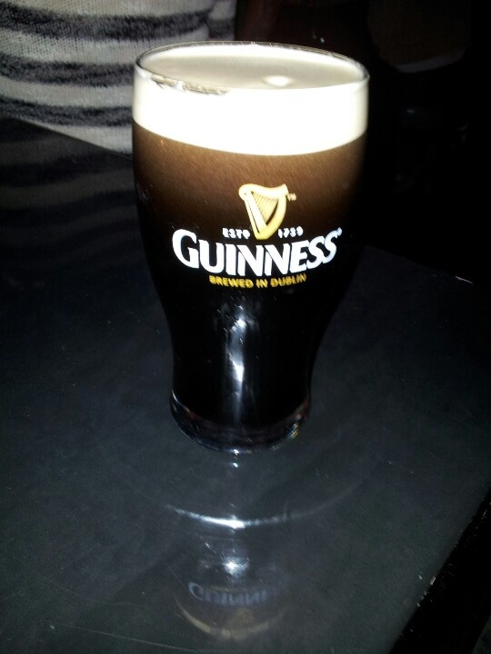 Guinness on st pattys day