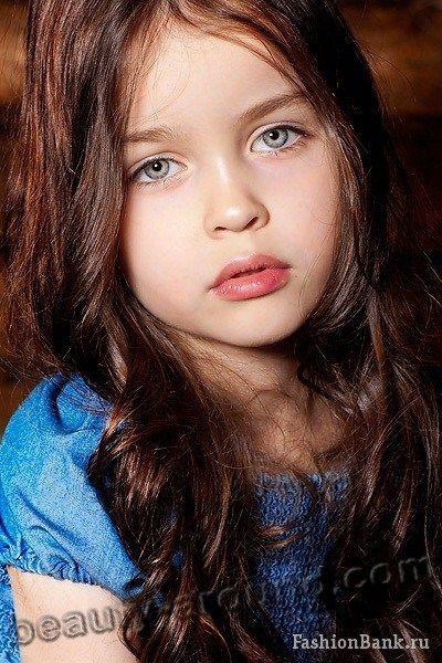 Alisa Bragina beutiful russian young girls | Child Models ...