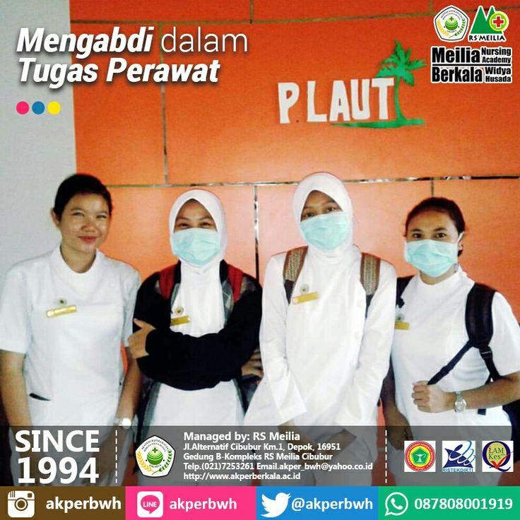 Mengabdi dalam Profesi menjadi Perawat HEBAT • • #akper #akademi #keperawatan #akperberkala #cibubur #depok #cileungsi #bekasi #bogor #tangerang #jakarta #indonesia #mahasiswa #kampus #kuliah #perawat #nakes #nurse #profesi