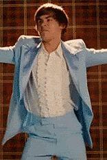 Zac Efron High School Musical.gif