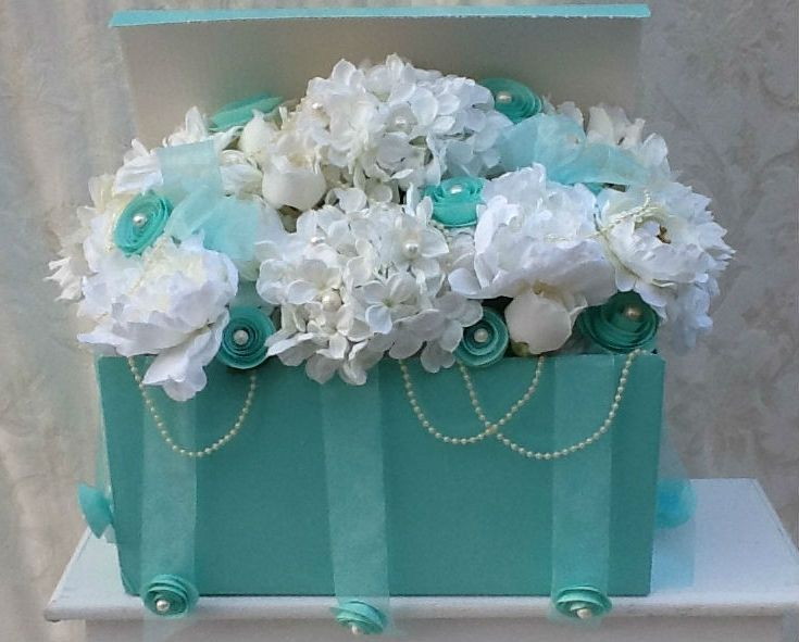 Floral Centerpieces For Sweet 16 | Custom Made Tiffany Style Wedding Bridal  Sweet 16 Silk Floral