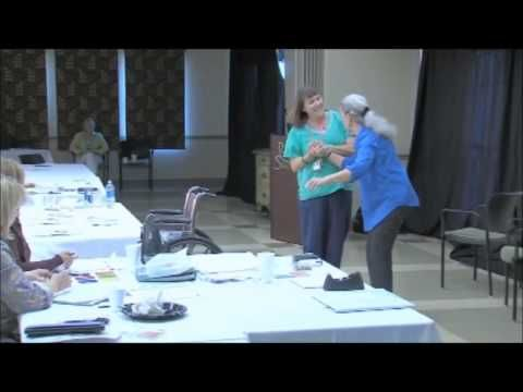 """""""Redirecting Hallucinations in People Living with Dementia"""" with Teepa Snow"""