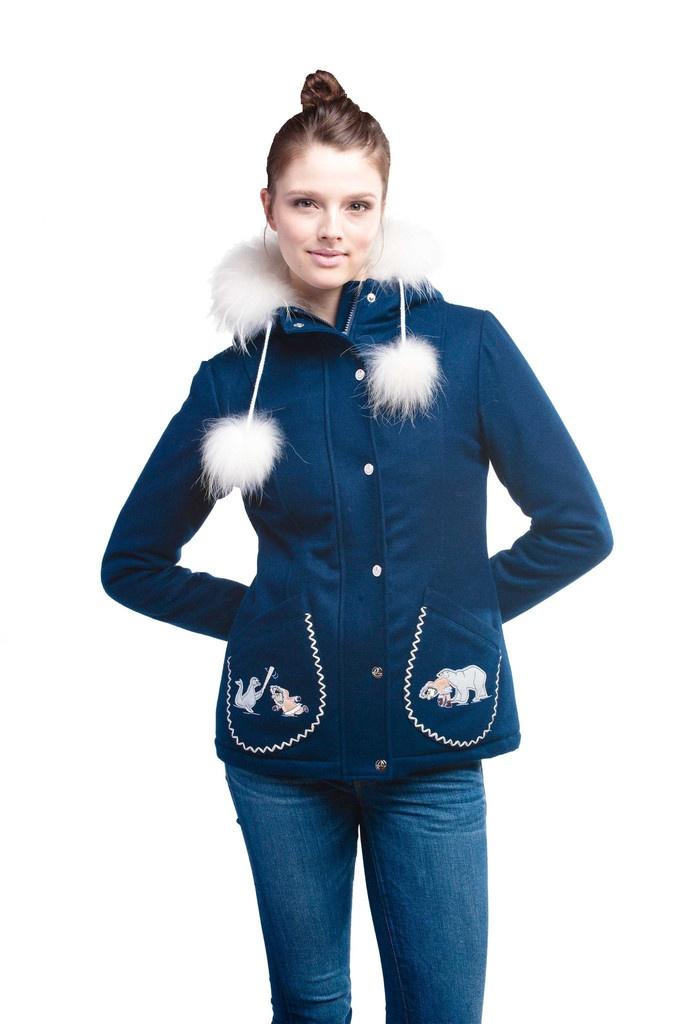 Short Eskimo Coat from Moose Knuckles