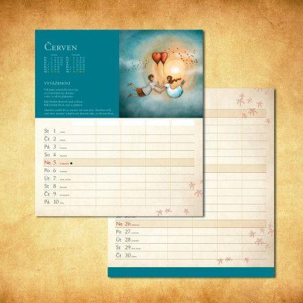 Rodinný kalendář 2016 - Lucie ErnestováLucie Ernestová