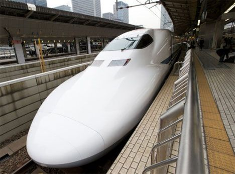 Japan and China are locked in an epic battle for bragging rights related to super-fast trains. They both want to be able to claim to have the world's fastest high-speed train – and it looks like Japan is about to speed ahead in this competition.