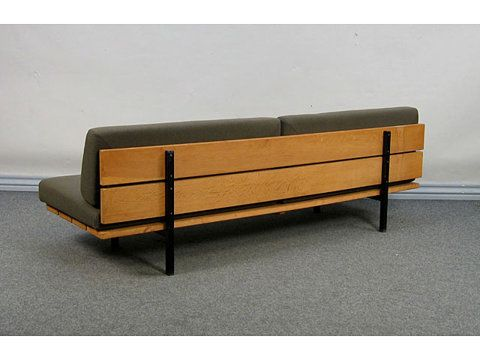 bench sofa wood design daybed For the Home Pinterest Wood