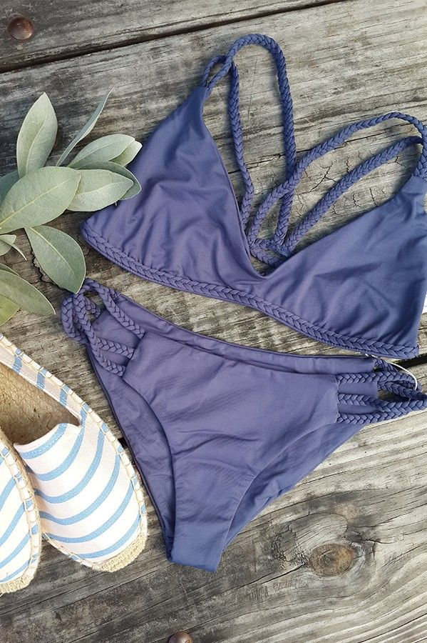 Frankie's Bikinis Swimwear 2015 'Kaia Catalina' Bikini   Orchid Boutique
