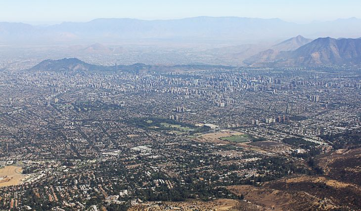 5 trekkings cercanos a Santiago.