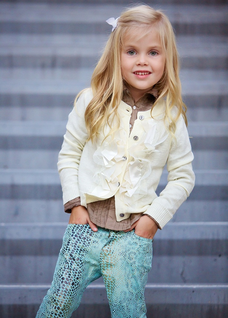 Trish Scully Child -Trish Scully Child Miss Diva Pants ...