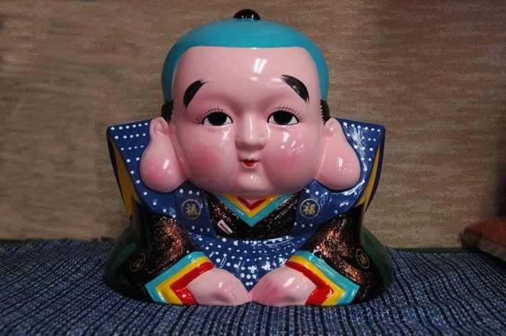 Engimono, los amuletos japoneses fukusuke