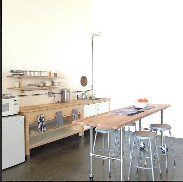 Are Ikea Kitchen Cabinets Good: Simple IKEA Kitchen. Free-standing Cabinets With Single