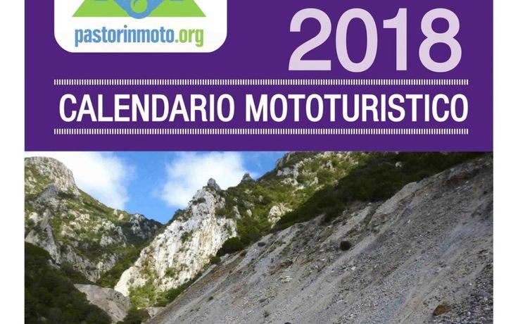 Calendario 2018 dei Pastori in Moto: un anno in sella