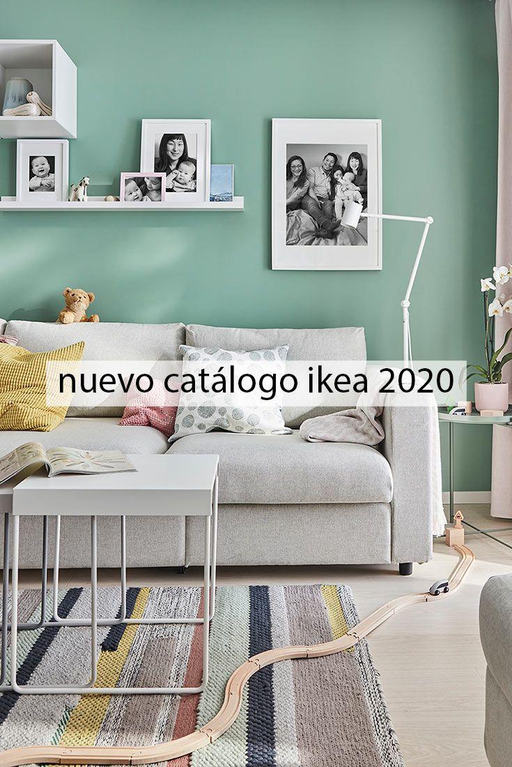 Te Presento El Avance El Catálogo Ikea 2020 Con Todas Las Fotos De Dormitorios Salones Baños E Infantil Y El Pdf Para Ikea Recibidores Ikea Decoración Ikea