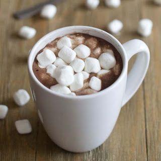 GoodFood: Ζεστη Σοκολατα με Πραλινα
