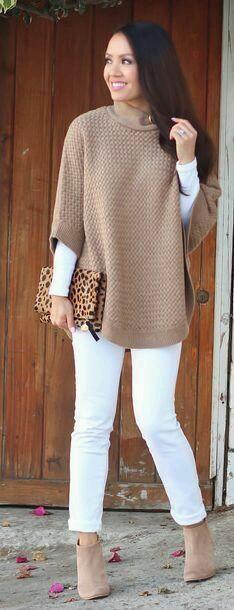 Outfits con pantalones blancos: ¡ideas para combinarlos ...