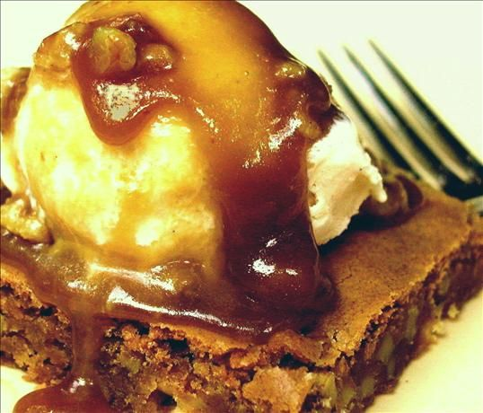Applebee s White Chocolate Walnut Blondie Life is short - eat dessert ...