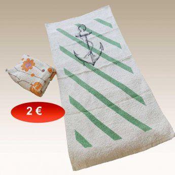 Πετσέτες προσώπου μπεζ 50Χ70 εκ. σε διάφορα σχέδια 2,00 €