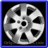 Audi Q7 2013 Wheels & Rims Hollander #58802 #Audi #Q7 #AudiQ7 #2013 #Wheels #Rims #Stock #Factory #Original #OEM #OE #Steel #Alloy #Used