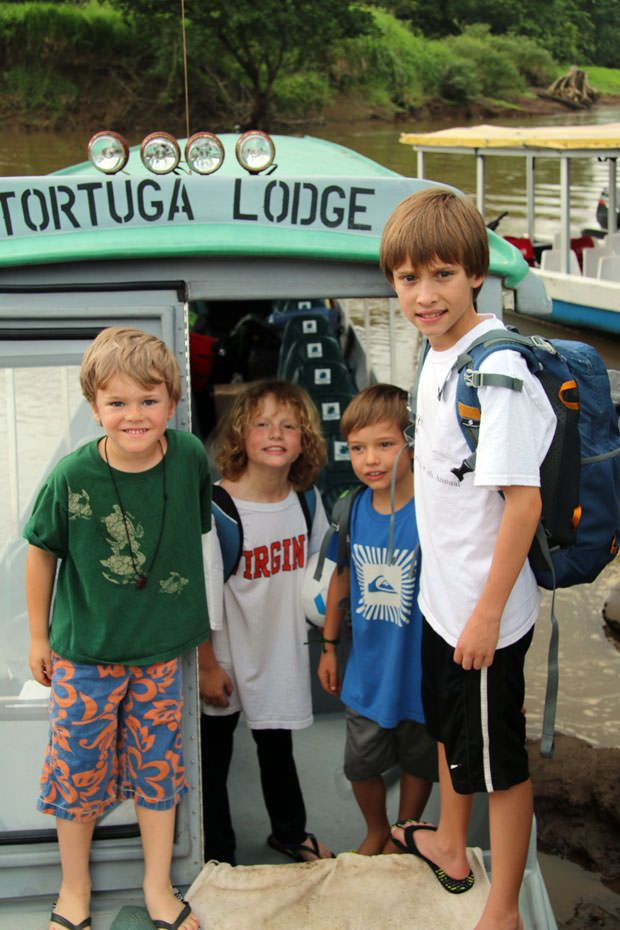 Introducing our newest, youngest travel blogger, Ryder Smith, age 11. Here he details his Costa Rica lodge adventure!