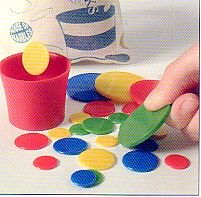 Tiddlywinks--didn't the simplest things keep us entertained, back then?