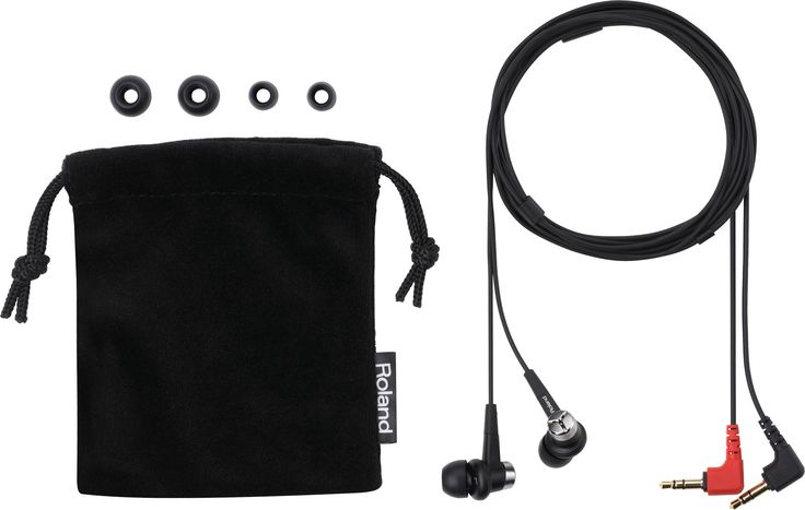 CS-10EM: Binaural Microphones/Earphones | Roland Corporation Australia