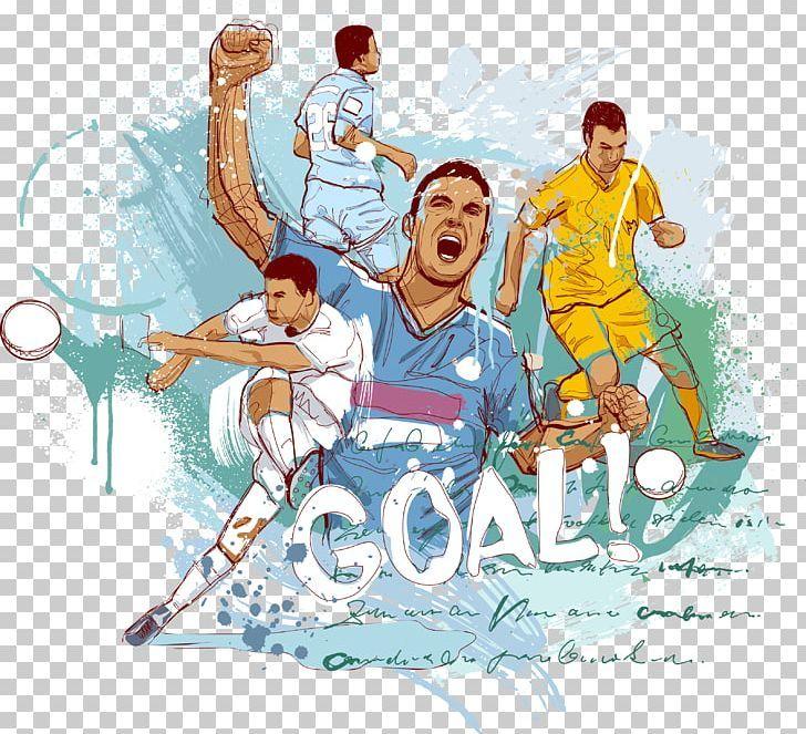 American Football Goal Football Player Png Art Ball Cartoon Celebrate Euclidean Vector Goals Football Football Players American Football