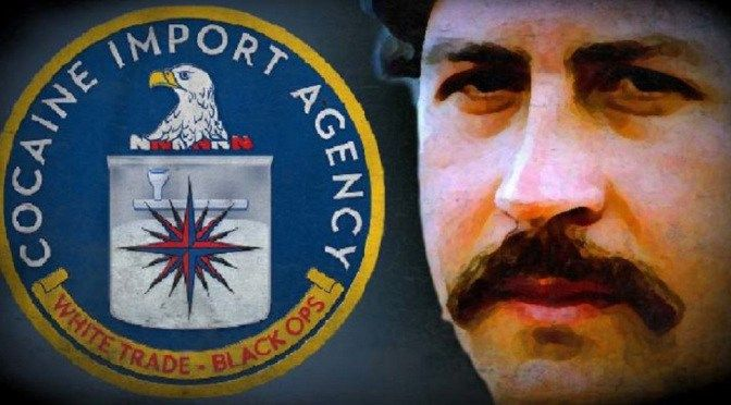 "Pablo Escobar's Son Reveals His Dad ""Worked for the CIA Selling Cocaine"" — Media Silent 