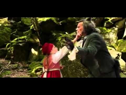 O Červené Karkulce - Pohádka bratří Grimmů - YouTube