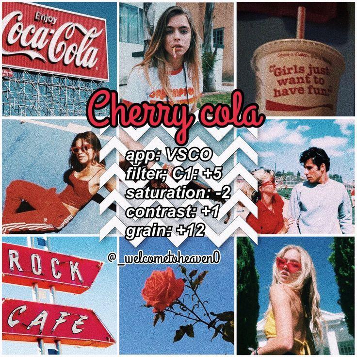 aesthetic #retro #cola #coke #cherrycola #redaesthetic News