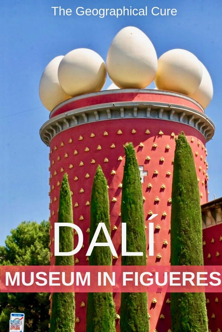 Salvador Dali And His Delightfully Eccentric Museum In Figueres Spain Barcelona Day Trips Spain Travel Spain