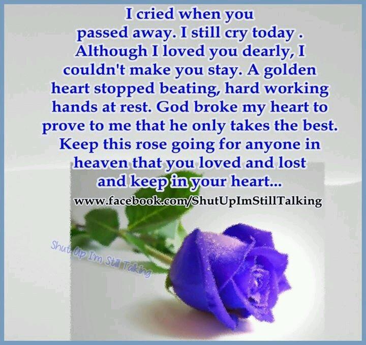 I Miss You Daddy But Even Tho Im Sad And I Cry I Cry Tears