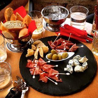 Food Style - Antipasti Board