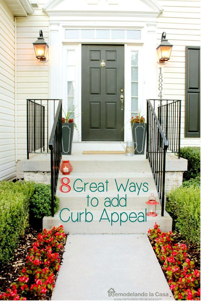 178 best images about diy curb appeal ideas front for Best way to clean concrete porch