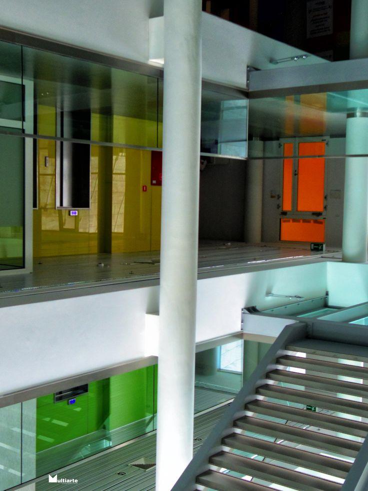 Nowoczesna architektura Łodzi w obiektywie www.multiarte.com.pl