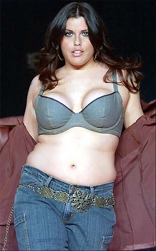 Plus Sized Models - The Top 10 Mia Tyler