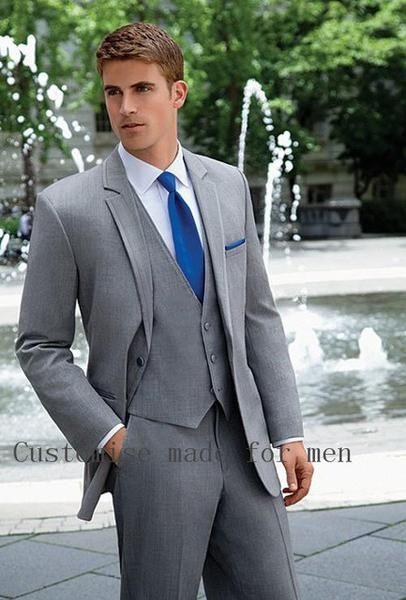 Gender: MenItem Type: SuitsFront Style: PleatedModel Number: tuxedosFit Type: SkinnyPant Closure Type: Zipper FlyMaterial: Cotton,WoolClosure Type: Single BreastedClothing Length: RegularGender: MenItem Type: Suits  size Cross Shoulder(cm) Chest Width(cm) Body Length(cm) Sleeve Length(cm) Height Range(cm) Weight Range(kg) XS 43.8 96 69 60.5 160-165 55-60 S 45 100 71 62 165-170 60-65 M 46.2 104 73 63.5 170-175 65-70 L 47.4 108 75 64.5 175-180 70-75 XL 48.6 112 77 66 180-185 75-80...
