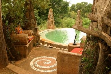 Makalali Game Lodge - [Pool]  Limpopo Province - Africa